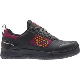 adidas Five Ten Impact Pro Chaussures VTT Femme, core black/signal orange/power berry